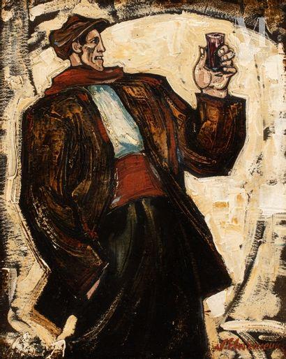 Stanislas ELESZKIEWICZ (Czutowie k.Poltawy 1900 - Paris 1963)