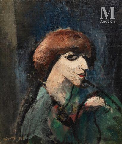 Moise KISLING (Cracovie 1891 - Sanary sur mer 1953)