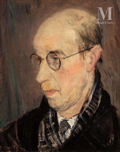 David PERETZ  (Plovdiv 1906-Paris 1982)