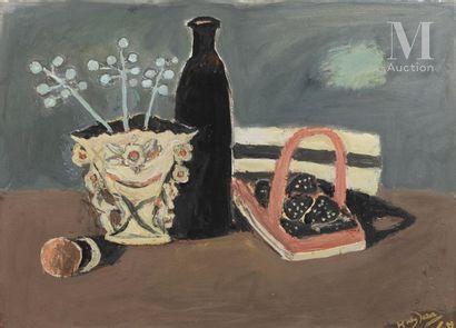 Henri HAYDEN (Varsovie 1883 - Paris 1970)