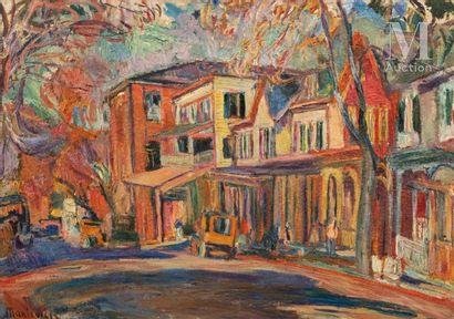 Abraham MANIEVICH (Mstsislaw 1881 - New- York 1942)