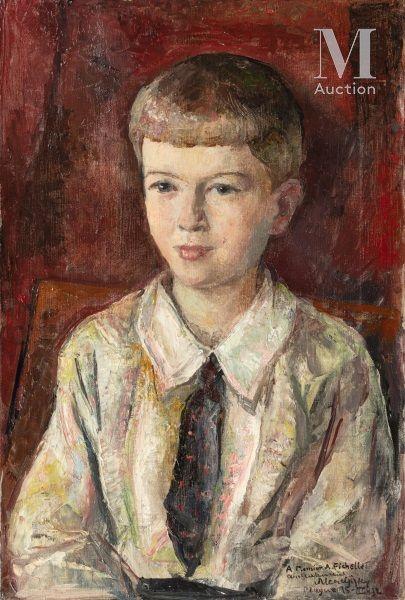 Maurice MENDJIZKY (Lodz 1890 - Saint Paul de Vence 1951)