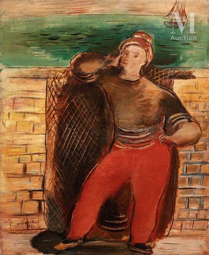Zygmunt MENKES (Lvov 1896 - New-York 1986)