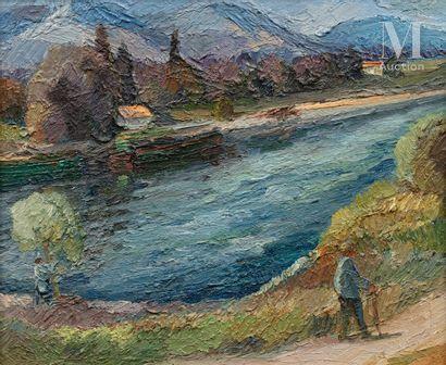 Mela MUTER (Varsovie 1886 - Paris 1967)