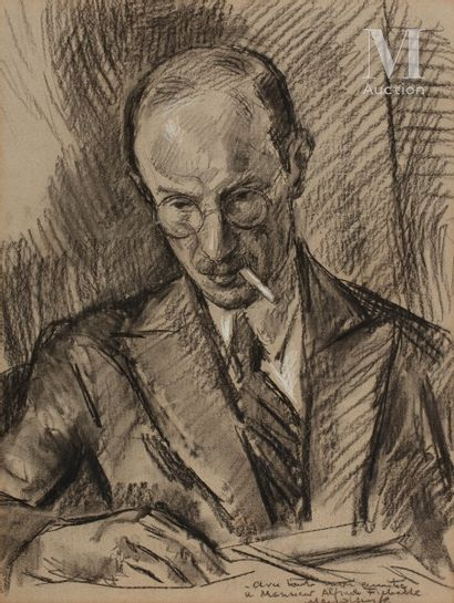 Maurice MENDJIZKY (1890 Lodz- 1951 Saint-Paul de Vence)