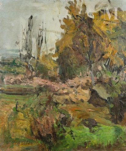 Zygmunt SCHRETER (Lodz 1896 - 1977)