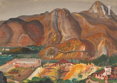 Boris GRIGORIEV (Moscou 1886- Cagnes-sur-Mer 1939)