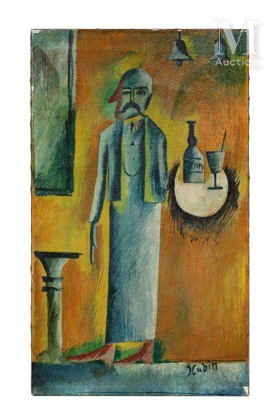 Othon COUBINE (Boskovice 1883 - Marseille 1969)