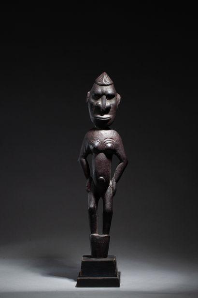 bouchon de flute sacrée présentant une figure...