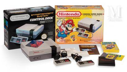 NINTENDO NES  Pack Super Mario 3 sleeve jaune....