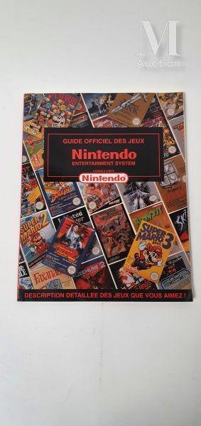 NINTENDO NES  Guide Officiel des jeux Ni...