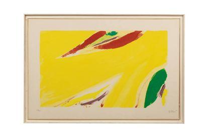 Olivier DEBRE (1920-1999)  Esquisse n°11...