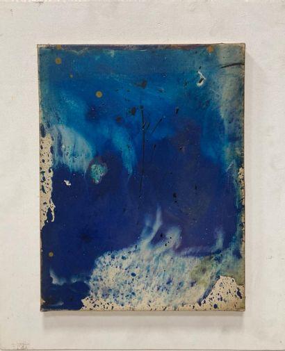 Marcelle LOUBCHANSKY (1917-1988)  Composition,...