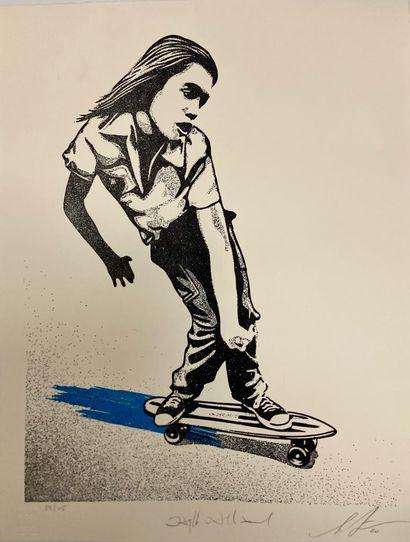 Shepard FAIREY (born in 1978)  Change-Style...