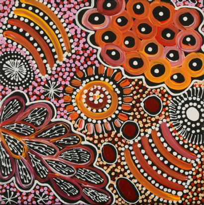 art aborigène australie