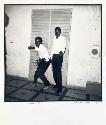 Malick Sidibé (né en 1936)