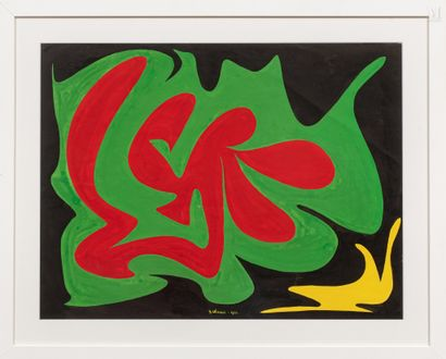 post-war & art contemporain [Paris, Salle VV]