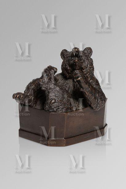 bestiaire le bronze animalier