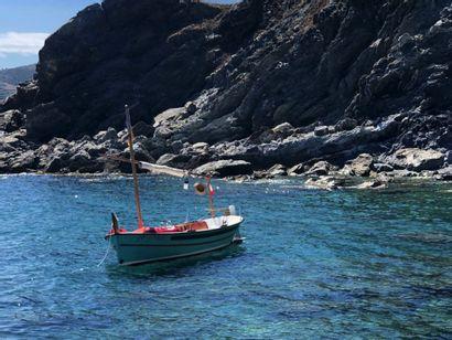 PASCUAL - Barque Catalane