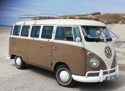 Volkswagen Combi T1 Mini Bus