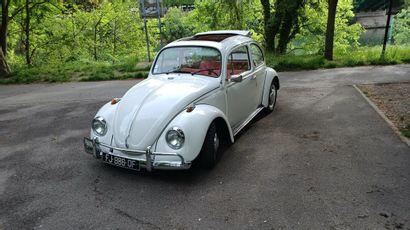 Volkswagen Coccinelle Type 11 découvrable