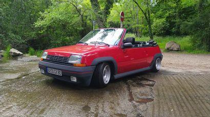 Renault Supercinq EBS
