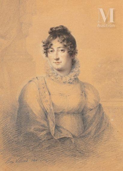 F. Paul HUET-VILLIERS (1772-1813).
