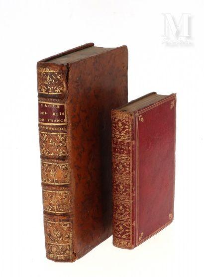 Lot de 2 ouvrages: