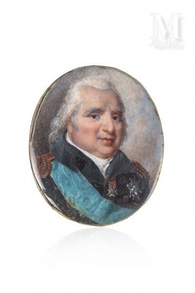 Jean-Baptiste ISABEY (Nancy, 1767-Paris, 1855) et son atelier.