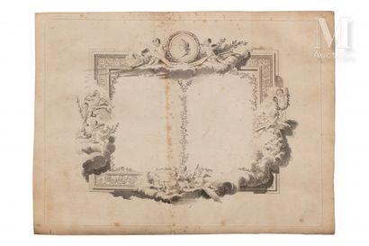 Louis XV, roi de France et de Navarre.
