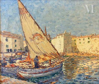Lucien Emile PORCHERON (1876-1857)