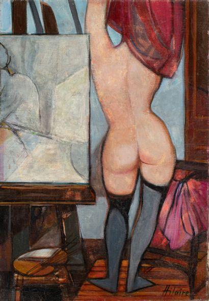 Camille HILAIRE (Metz 1916 - 2004)