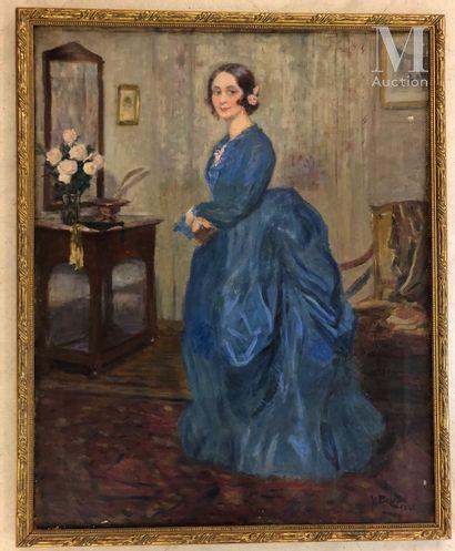 Yvonne BRUDO (Active au XIX et au XX ème siècle)