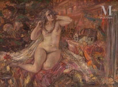 Henri de GROUX (Bruxelles 1867 - Marseille 1930)