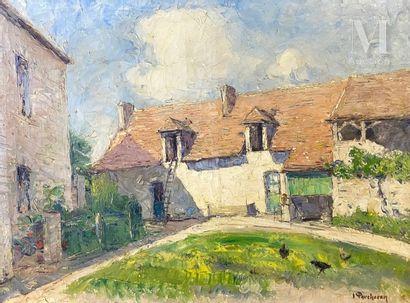 Lucien Emile PORCHERON