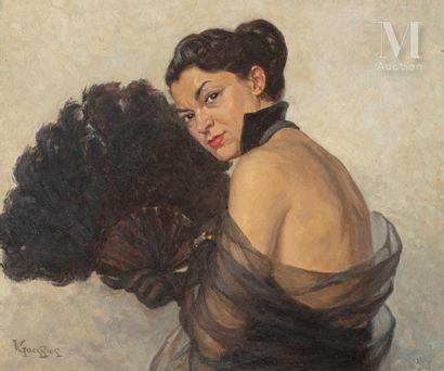 VICTOR GUERRIER (1893 - 1968)