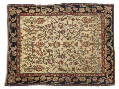 DE LAINE ET DE SOIE : TAPIS DE COLLECTION