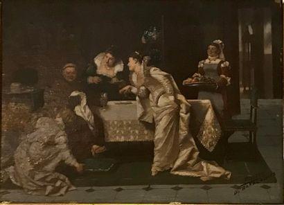 Jean Baptiste POISOT (XIXème siècle)  Le...