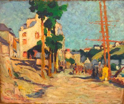 Charles PICARD - LEDOUX (Paris 1881 ,1959)...