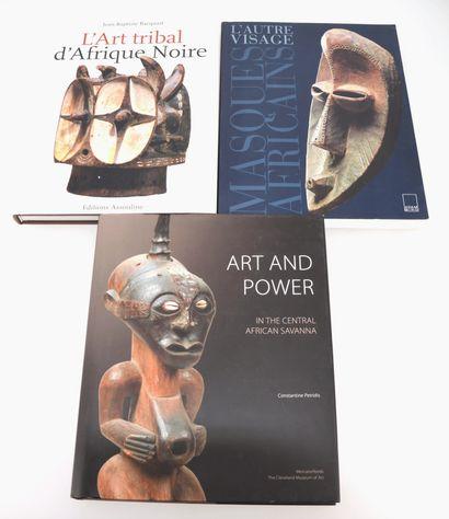 3 ouvrages:  BASQUART Jean-Baptiste, L'ART...