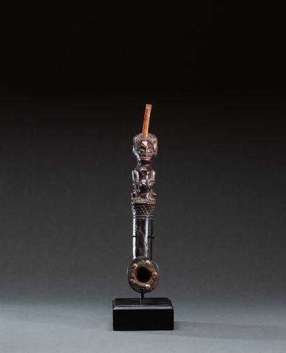 Pipe de notable  Elle est sculptée sur le...