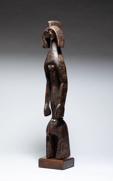 Statuette « iagalagana »  Elle est présentée...