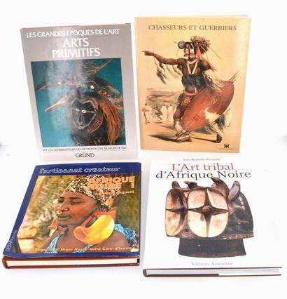4 ouvrages:  LES GRANDES EPOQUES DE L'ART...