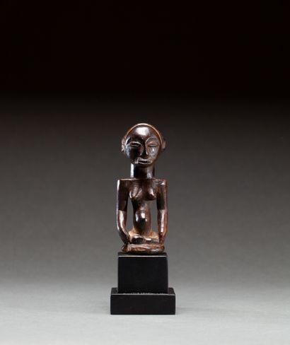 Statuette Luba  Ravissante petite statuette...