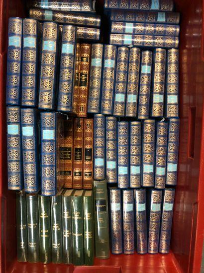Fort lot de livres dont livres d'histoire,...
