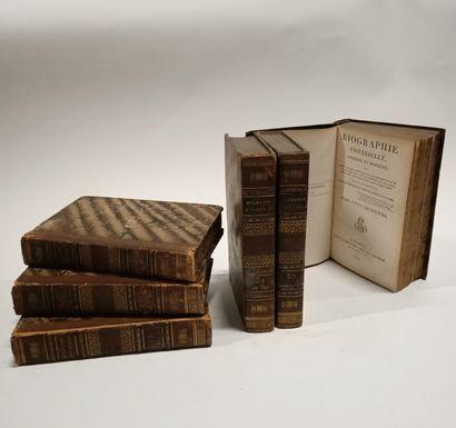 Biographie universelle, ancienne et moderne...