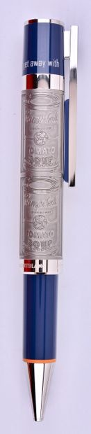 MONTBLANC Andy Warhol, stylo bille série...