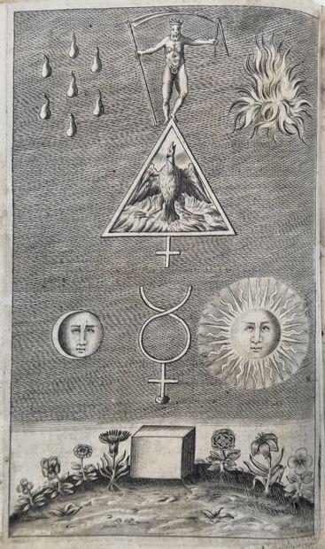 Alchimie - BASILE VALENTIN. Les Douze Clefs...