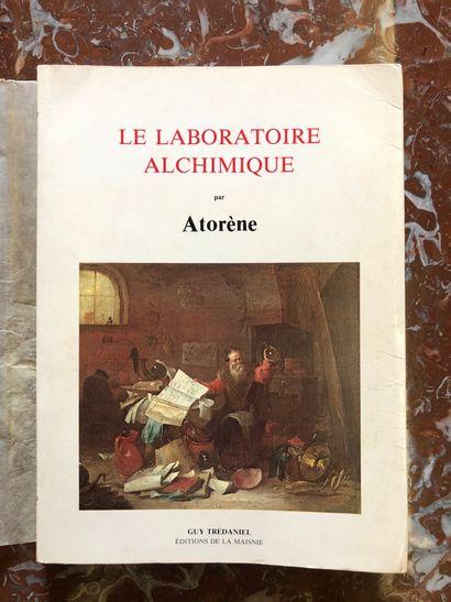 Alchimie - ATORENE. Le Laboratoire alchimique...