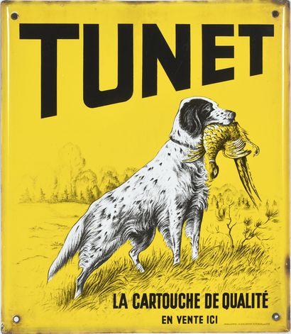 TUNET, La Cartouche de Qualité.